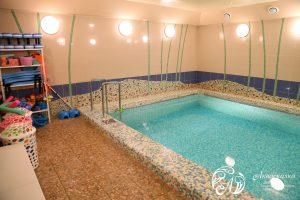 Теплый бассейн в Екатеринбурге